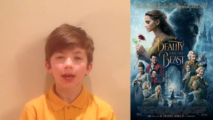 Film Review: Beauty and the Beast by KIDS FIRST! Film Critic Nathaniel B. #KIDSFIRST! #Disney #BeautyandtheBeast