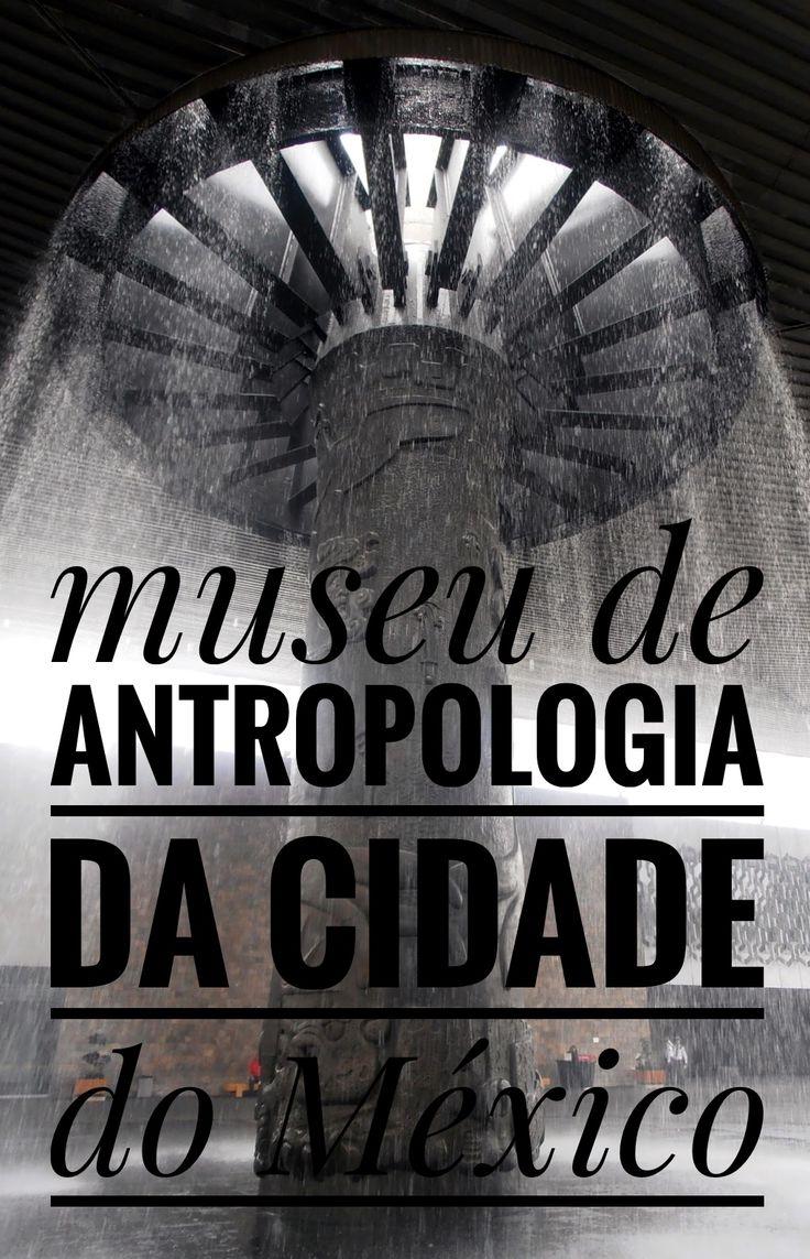 Museu de antropologia da Cidade do México.