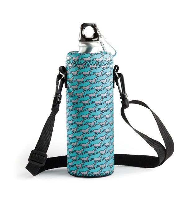 Tek Trek 174 Neoprene Bottle Carrier Keep Aluminum Sports