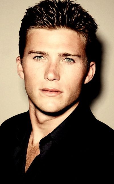 Scott Eastwood...Clint Eastwood's son. That's some good DNA