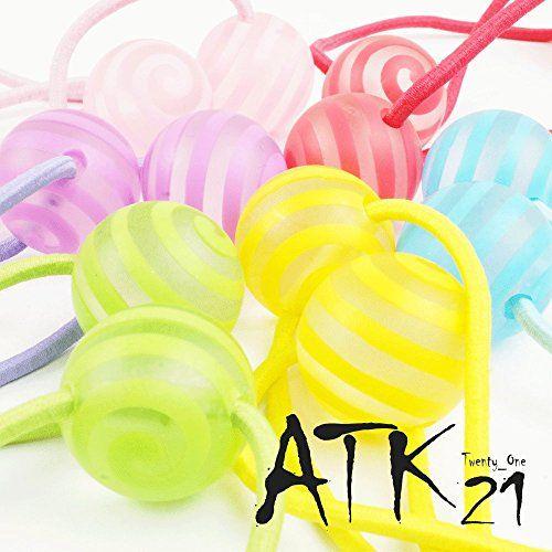 [ATK21] キャンディ ツインテール ヘアポニー キッズヘアゴム 子供用ヘアゴム 可愛い カラーバリエーション... https://www.amazon.co.jp/dp/B01GTAHBYW/ref=cm_sw_r_pi_dp_-Emxxb4YAS4KJ