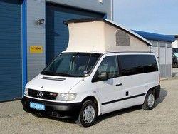 Gebraucht Campingfahrzeug