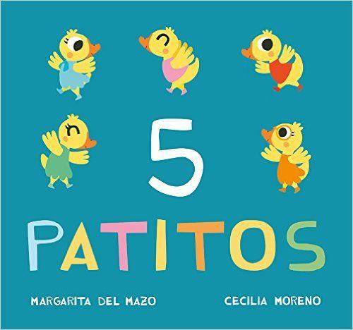 5 patitos: MAZO(434213): 9788416434213: Amazon.com: Books