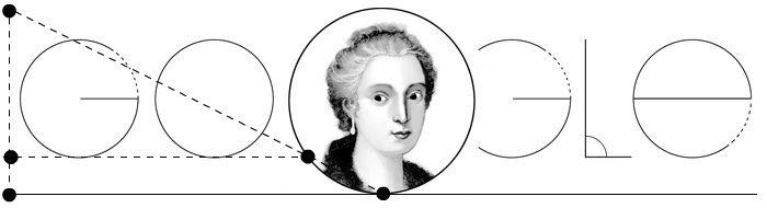 Maria Gaetana Agnesi: Ahli Matematika di Google Hari ini | FATAMORGANA