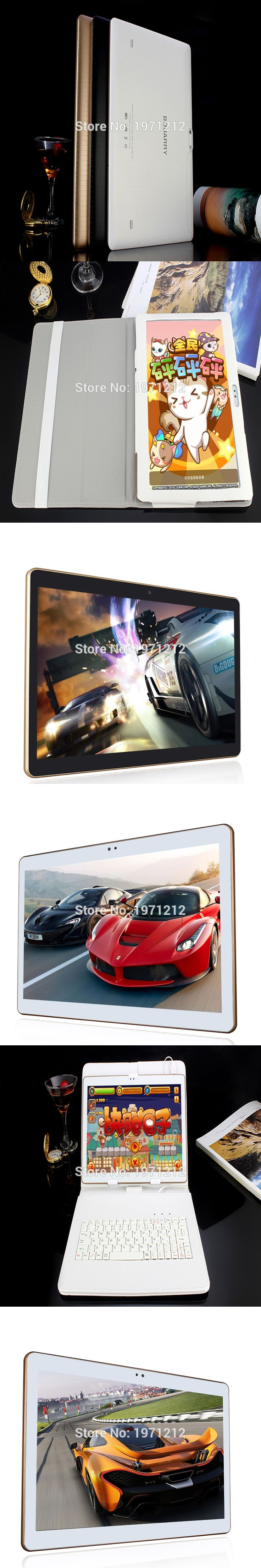 "10.1"" Tablet PC 3g 4g tablet Octa Core 1280 * 800 ips 5.0mp 4g ram rom 128gb android 5.1 gps bluetooth Dual sim card Phone Call"