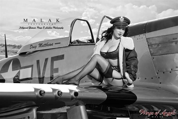 The ultimate bombshell by M A L A K Photography.com