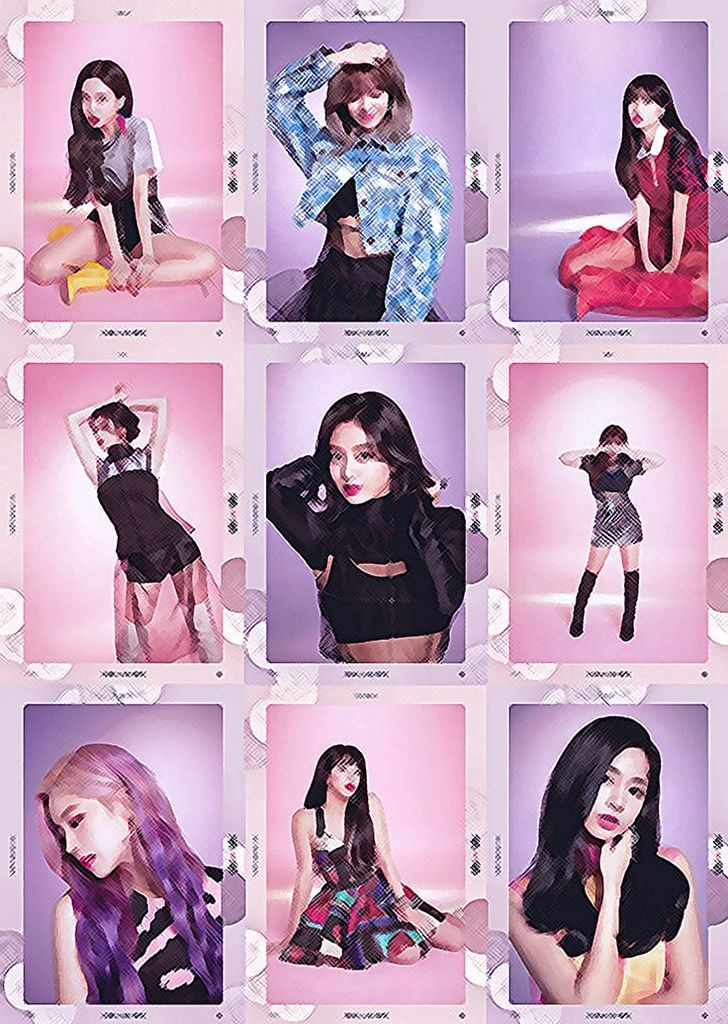 Hot Song Candy Boy Twice Look At Me Twice คนด ง และ วอลเปเปอร