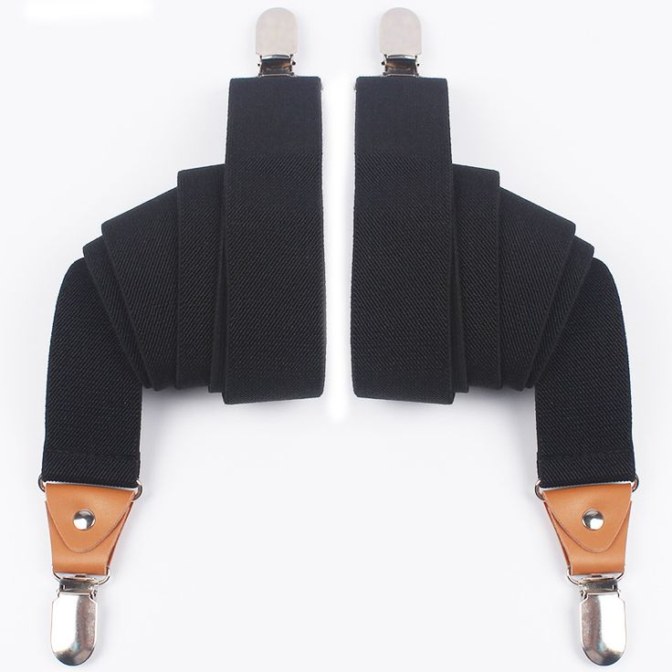 Find More Suspenders Information about Classic Black Solid Elastic Suspender 4 Clips Separate straps 35mm Width Suspenders High Quality men's Braces Strap,High Quality strap neck,China strap bracelet Suppliers, Cheap braces off from Dotes Mall on Aliexpress.com
