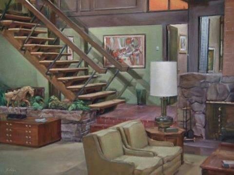 Popular TV Showu0027s Living Room Set. | Famous Tv Houses | Pinterest | Living  Room Sets, Room Set And TVs
