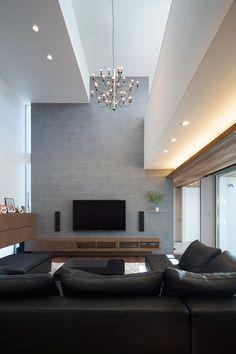 ホテルのスイートルームのような家・間取り(大阪府豊中市) |高級住宅・豪邸 | 注文住宅なら建築設計事務所 フリーダムアーキテクツデザイン