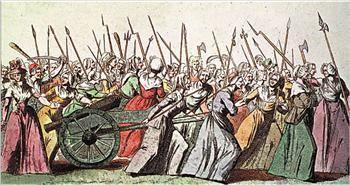 Ballard | Women's March on Versailles | Event view