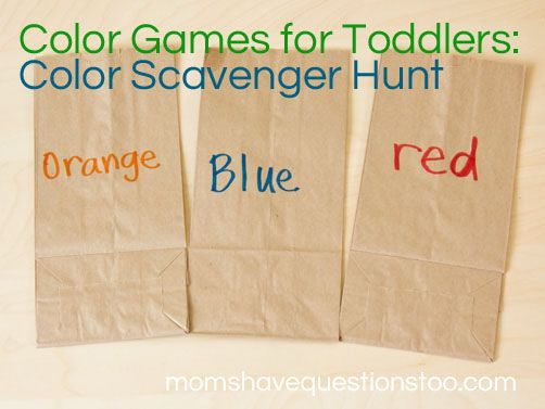 Best 25+ Color games for toddlers ideas on Pinterest | Learning ...