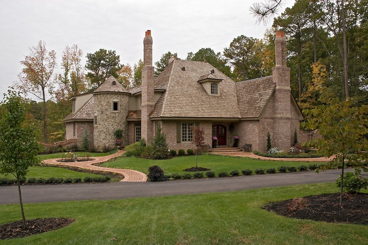 577 Best Images About Homes On Pinterest Queen Anne Cottage In And English Cottages