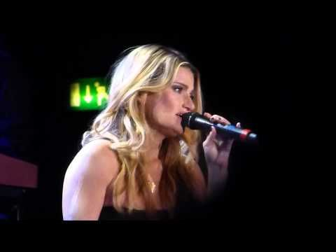 I love her version of this, really wish she would record it! Idina Menzel World Tour - London - Creep - YouTube