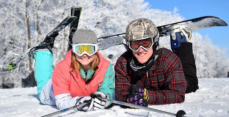 Ski and Ride | HIDDEN VALLEY RESORT | PA Pennsylvania Ski Resort | Four Season Resort | Photo Credit:Brenda T. Schwartz