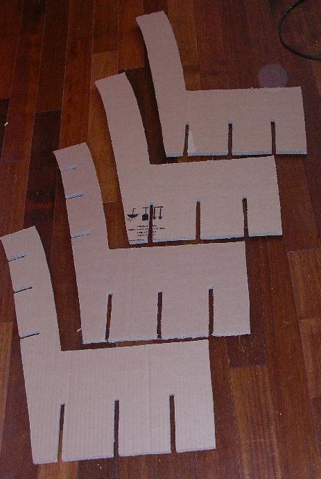Les 25 meilleures id es concernant fauteuil en carton sur for Meuble carton facile