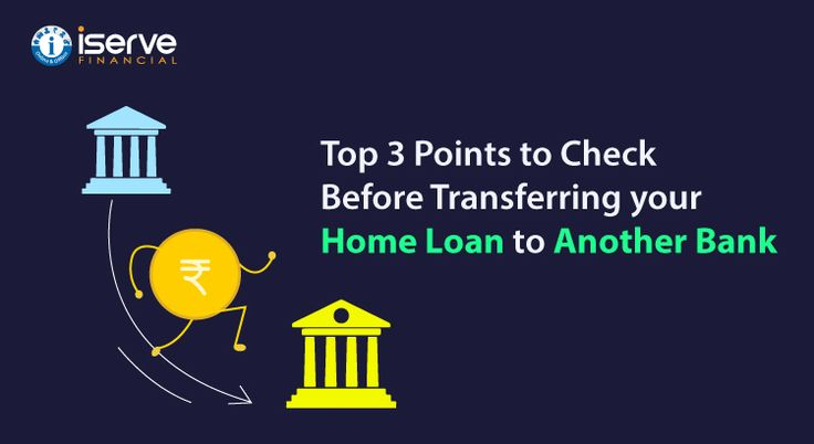 Save EMI by transferring home Loan to low EMI. Top 3 Points to Check Before Transferring Home Loan to Another Bank http://bit.ly/2puUerK