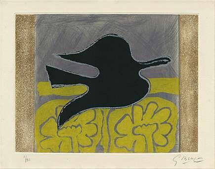 George Braque A Turtle's Salon du The