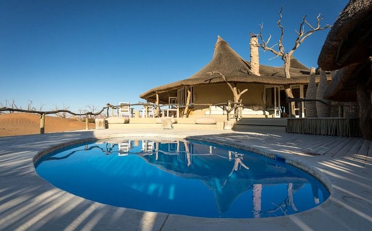 We've combed through Southern African game reserves to find safari lodges that include an exceptional way to cool off. Splash out and splash in!