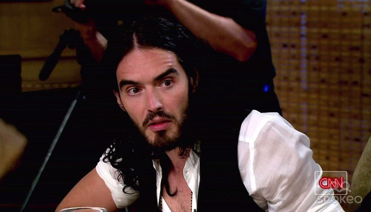 Russell Brand Larry King Special: a Dinner with Kings on CNN Larry King and his wife Shawn host a dinner party with celebrity guests such as Russell Brand and Tyra Banks USA 04.12.11 Supplied by WENN.com WENN does not claim any ownership including but not limited to Copyright or License in the attached material. Any downloading fees charged by WENN are for WENN's services only, and do not, nor are they intend...
