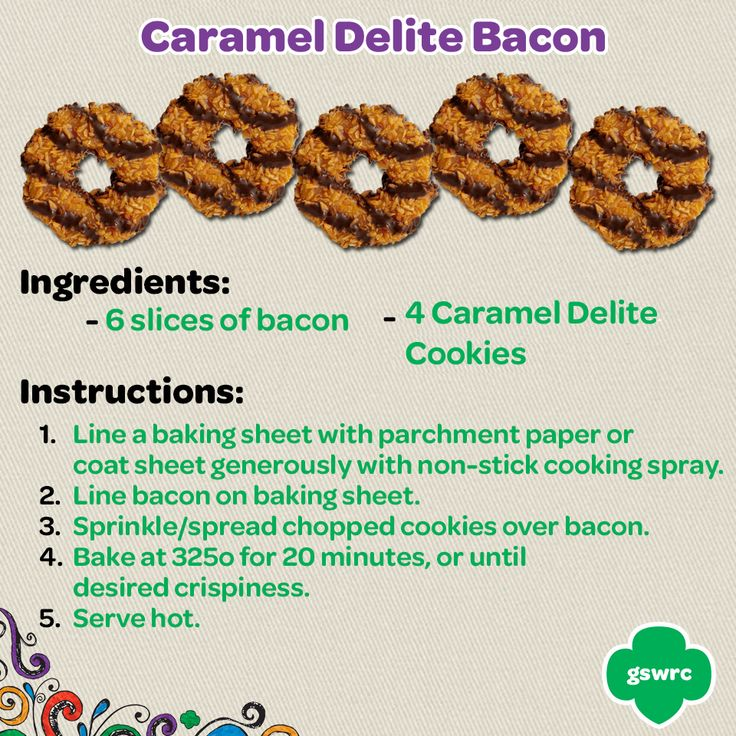 43 best images about girl scout recipes on pinterest