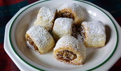 For Love of the Table: Italian Fig Cookies (Cucidati)