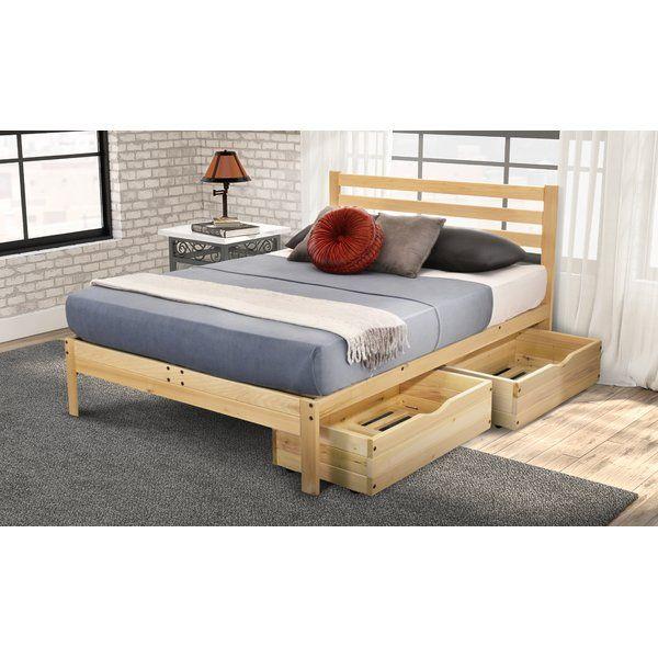 Millwood Pines Georgia Storage Platform Bed Reviews Wayfair Platform Bed Mattress Wood Platform Bed Solid Wood Platform Bed