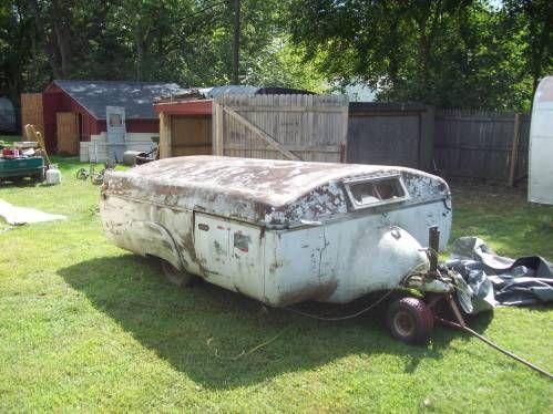 1954 Ranger Pop Up 1250