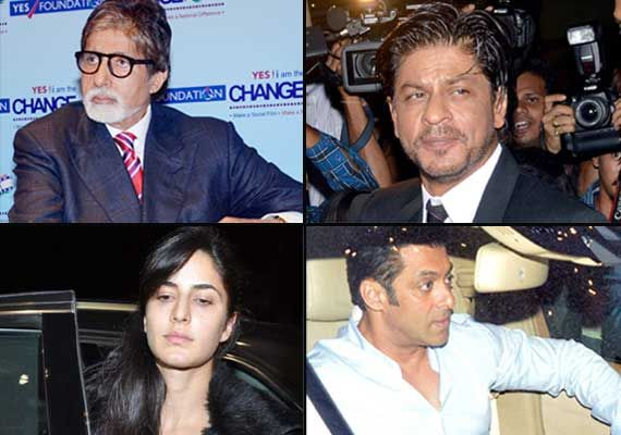 Bollywood stars under the cloud of dengue (view pics)