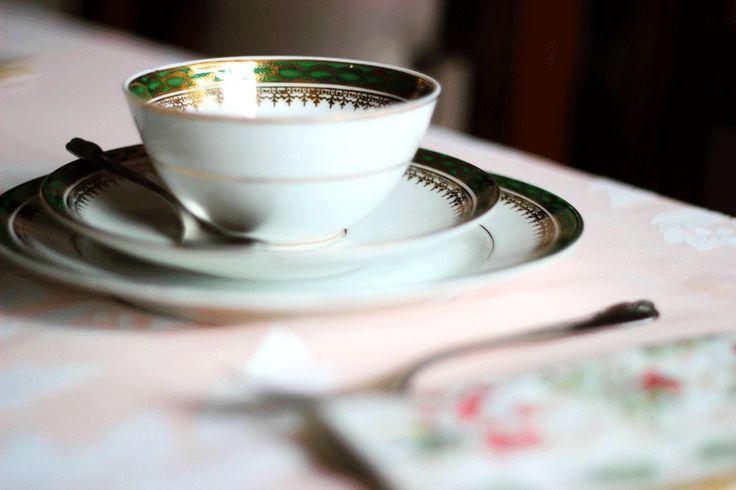Guten Morgen, der perfekte Start in den Tag mit Tee