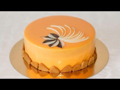 Медовик муссовый или медовый торт по-новому | Honey Mousse Cake Recipe - YouTube