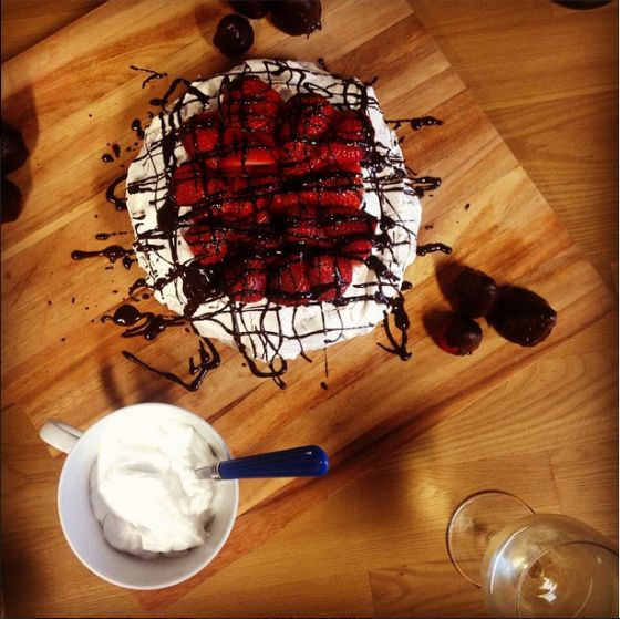 HUMP DAY TREAT: Dairy-free Chocolate Pavlova. Find The