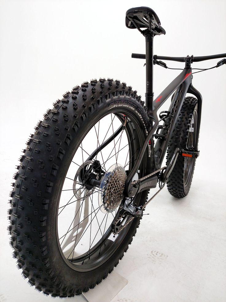 Sub 25 lb Carbon Fat Bike - 2016 Specialized S-Works Fatboy