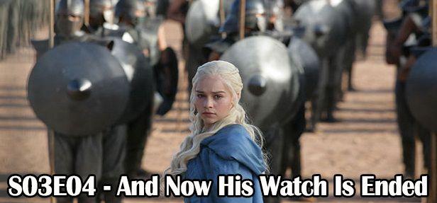Saiu o quarto episódio da terceira temporada de Game of Thrones e, com ele, nosso tradicional post semanal sobre a série. Hoje, totalmente Daenerys!