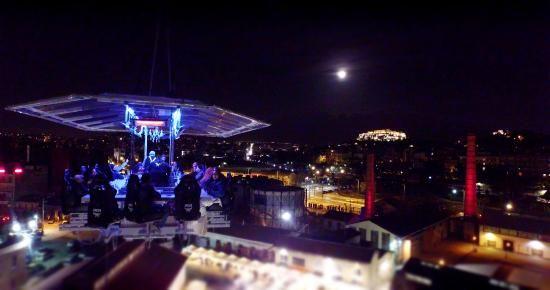 Dinner in the Sky Greece