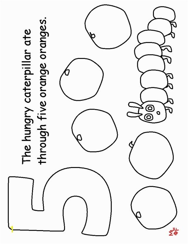 25 Awesome Picture Of Hungry Caterpillar Coloring Pages Entitlementtrap Com Very Hungry Caterpillar Printables Hungry Caterpillar Craft The Very Hungry Caterpillar Activities