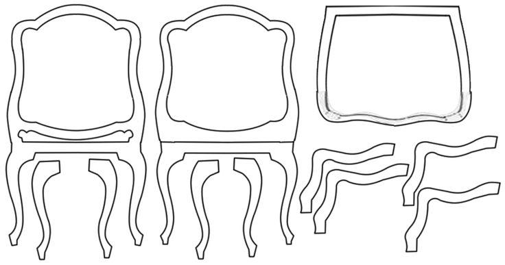 Pidemmän aikaa tuota aloittamaani Ludvig XV-tyylistä nojatuolia tuijotettua totesin etten pidäkään sen istuimen muodosta. Fiksuna ihmisenä o...