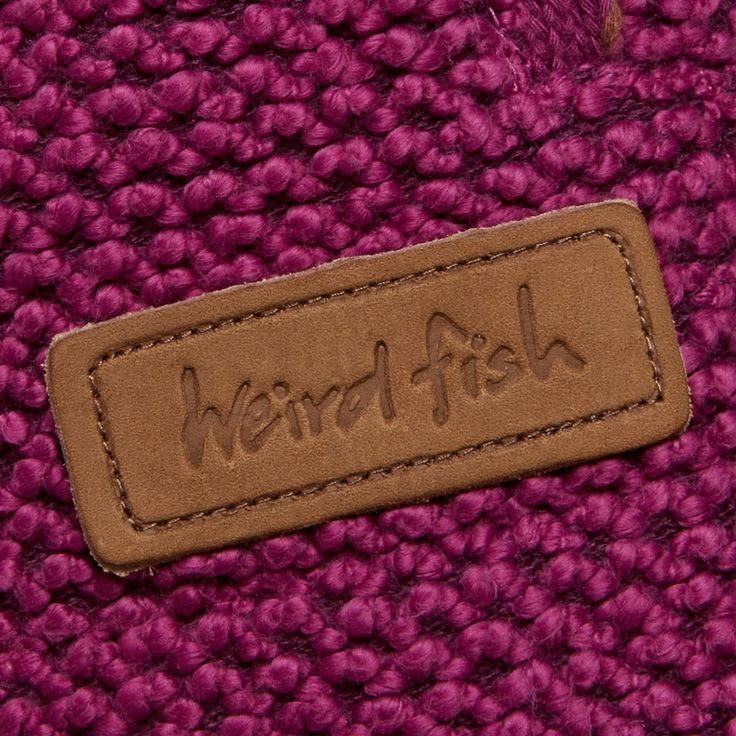 Geranium 1/4 Zip Classic Macaroni Sweatshirt Magenta