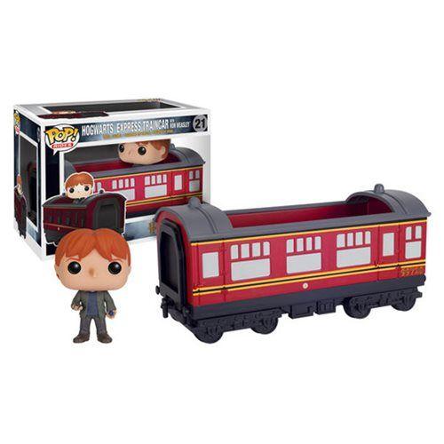 Harry Potter Hogwarts Express Vehicle w/ Ron Weasley Pop! - Funko - Harry Potter - Pop! Vinyl Figures at Entertainment Earth