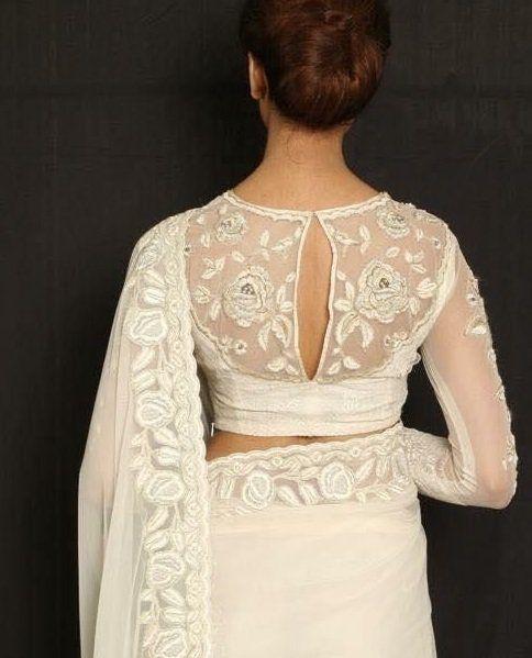White-net-blouse-with-resham-work.jpg (484×599)