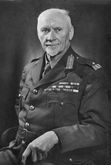 Jan Smuts, South African prime minister, in 1947