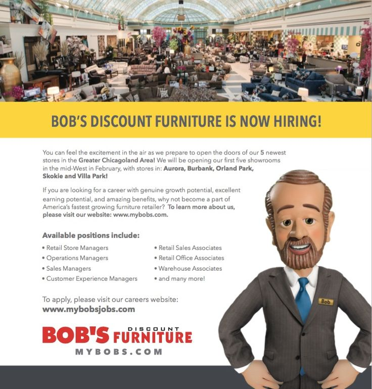 70 Best Work For Bob 39 S Images On Pinterest Bob S Discount Furniture And Join
