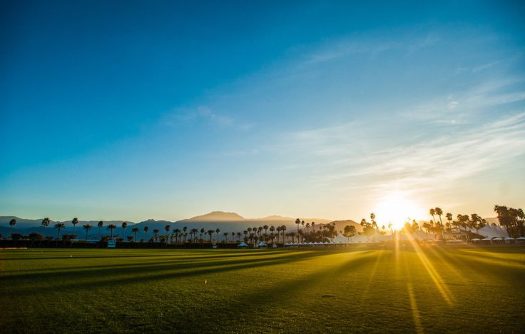Most of the time, Indio and the greater Coachella Valley look like this: | Here's What The Coachella Valley Looks Like Without Festival-Goers