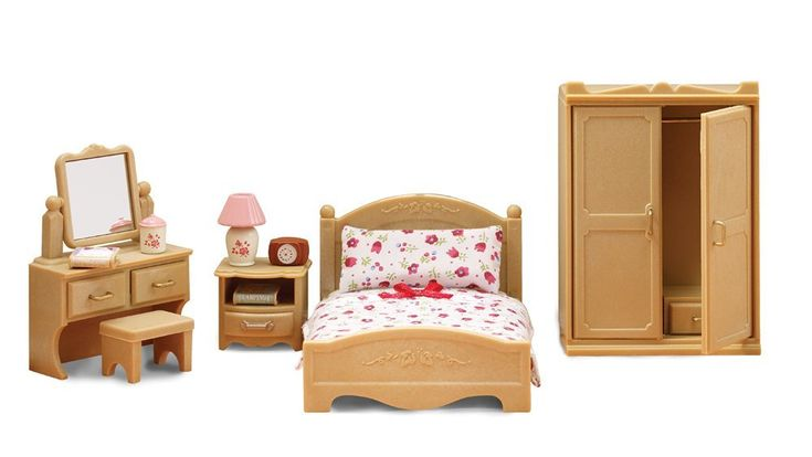 calico critters parents bedroom playsetcalico critters