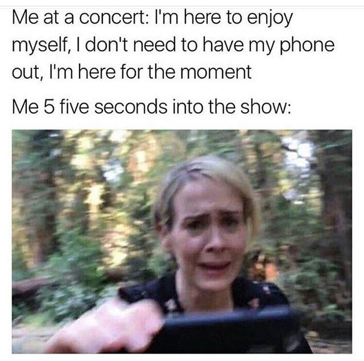 me if i ever go to a twenty øne piløts concert