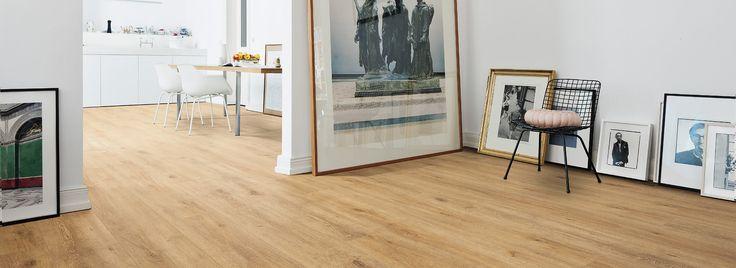 HARO Laminate floor TRITTY 100  Gran Via 4V Oak Jubilé Nature* authentic matt