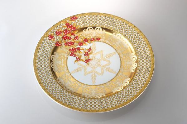 Versace Christmas 2010 - Tableware and Ornaments Collection | Dining and Entertaining