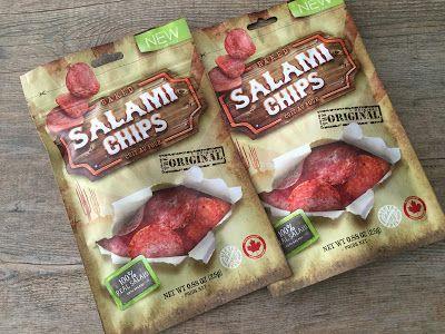 salami chips production - Поиск в Google