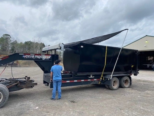 New Dumpsters For Sale Destin Florida Cedar Manufacturing In 2020 Destin Florida Destin Dumpsters