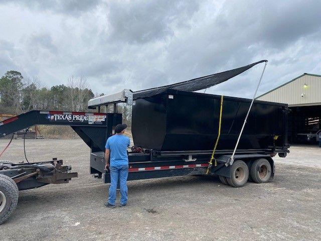 New Dumpsters For Sale Destin Florida Cedar Manufacturing In 2020 Destin Florida Destin Dumpsters
